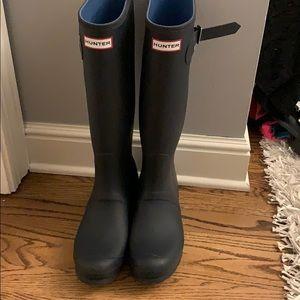 Brand new Women's Hunter boots